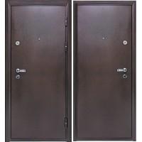 Дверь Йошкар металл с двух сторон