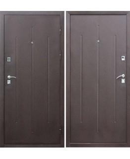 Дверь СтройГост 7-2 Металл с двух сторон