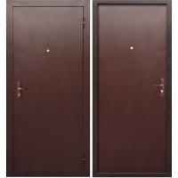 Дверь СтройГост-5 РФ Металл/Металл