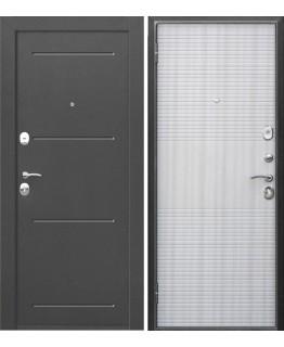 Дверь Гарда 7,5 Дуб Сонома Внутреннее открывание