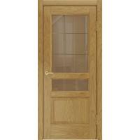 Дверь Атлантис-2 ПО Дуб натуральный