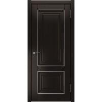 Дверь ЛУ-61 дуб темный