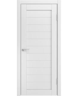 Дверь U-21 Белый Винил