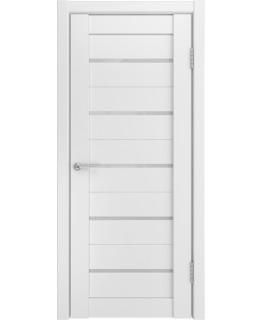Дверь U-22 Белый Винил