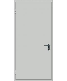 ДПМ-1 Дверь противопожарная металлическая EI-60 мин.
