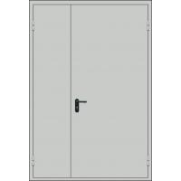ДПМ-2 Дверь противопожарная металлическая двустворчатая EI-60 мин