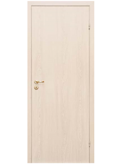 Дверь Olovi беленый дуб без притвора гладкая