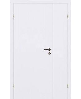 Дверь Olovi  Распашная белая крашенная без притвора гладкая