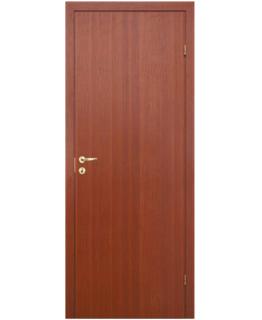 Дверь Olovi итальянский орех без притвора гладкая