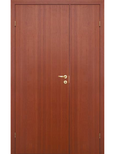 Дверь Olovi Распашная итальянский орех без притвора гладкая