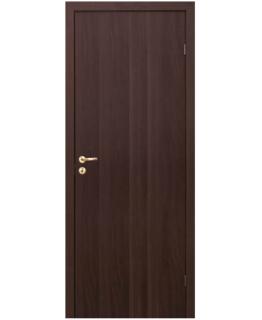 Дверь Olovi венге без притвора гладкая
