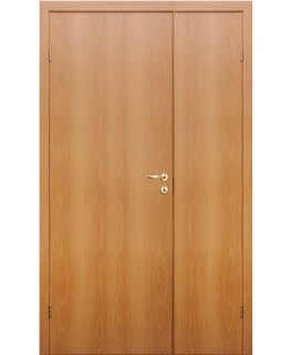 Дверь Olovi Распашная миланский орех без притвора гладкая
