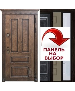 ГОЛИАФ Уличная дверь Термо входная