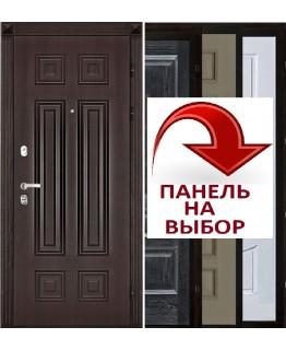 Дверь СЕНАТОР 3D Марсель входная взломостойкая