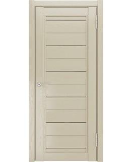 Дверь LUXOR LH-6 Капучино со стеклом
