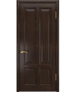 Дверь LUXOR ТИТАН-3  (Мореный дуб, глухая)