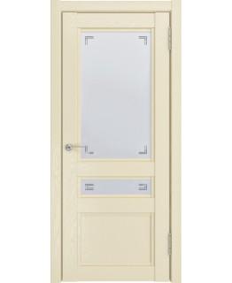 Дверь LUXOR К-2 ДО Айвори