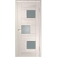 Дверь LUXOR ЛУ-11 (Капучино) Стекло матовое
