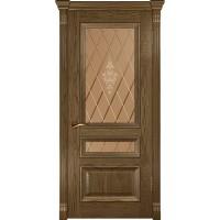 Дверь LUXOR Фараон-2 (ДО Светлый мореный дуб)