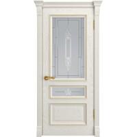 Дверь LUXOR ФЕМИДА-2 (Дуб RAL 9010, до)