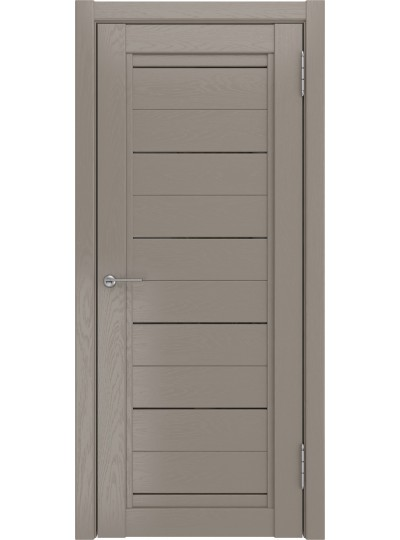 Дверь LUXOR LH-6 со стеклом Грей
