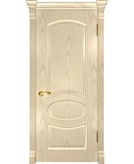 Дверь LUXOR Грация (ДГ слоновая кость)