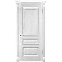 Дверь LUXOR Фараон-2 (ДГ Дуб белая эмаль)