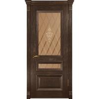 Дверь Фараон-2 (ДО мореный дуб)