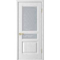 Дверь Атлант-2 (ясень белая эмаль до)