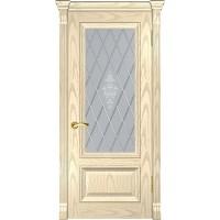 Дверь Фараон-1 (ДО слоновая кость)