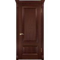 Дверь Фараон-1 (ДГ красное дерево)