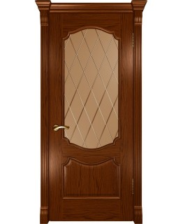Дверь LUXOR Венеция (ДО Дуб сандал)