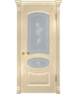 Дверь LUXOR Грация (ДО слоновая кость)
