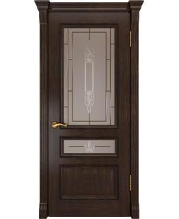Дверь LUXOR ФЕМИДА-2 (Мореный дуб, до)