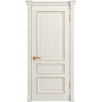 Дверь LUXOR ФЕМИДА-2 (Дуб RAL 9010, глухая)