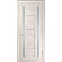 Дверь LUXOR ЛУ-28 (Капучино) Стекло матовое