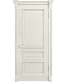 Дверь LUXOR ГЕРА-2 (Дуб RAL 9010, дг)
