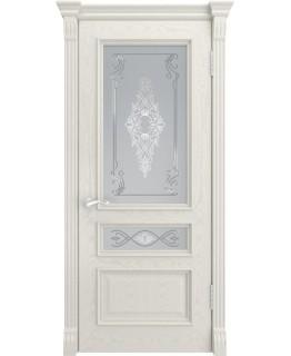 Дверь LUXOR ГЕРА-2 (Дуб RAL 9010, до)