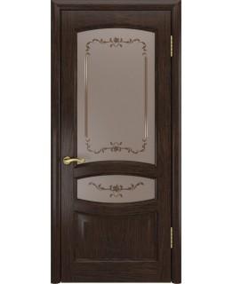 Дверь LUXOR Деметра (Мореный дуб, до)