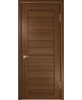 Дверь ЛУ-21 (Темный орех)