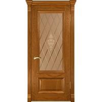 Дверь Фараон-1 (ДО дуб золотистый)