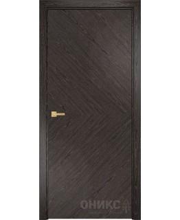 Дверь Оникс Авангард орех тангентальный, рисунок №8