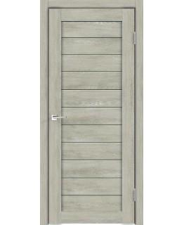Дверь VellDoris  экошпон Duplex 0 дуб шале седой, глухая