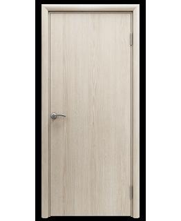 Дверь гладкая влагостойкая Аква скандинавский дуб