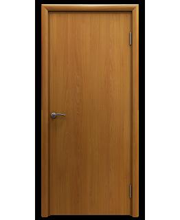 Дверь гладкая влагостойкая Аква миланский орех