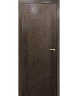 Дверь Оникс Авангард орех тангентальный, рисунок №5