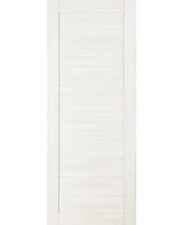 Дверь VellDoris  экошпон Duplex 0 дуб белый, глухая