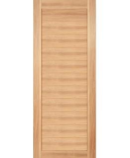 Дверь VellDoris  экошпон Duplex 0 дуб золотой, глухая
