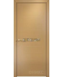 Дверь Оникс Акцент анегри, глухая