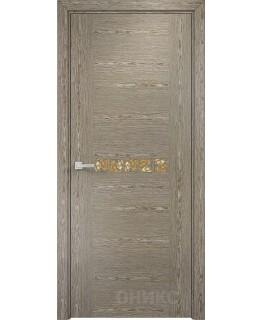 Дверь Оникс Акцент акация, глухая